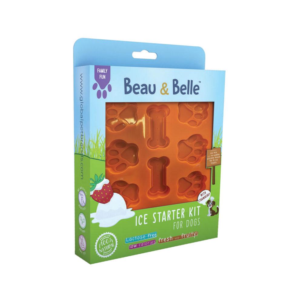 Beau & Belle - Family Fun - Ice Starter - Kit de démarrage