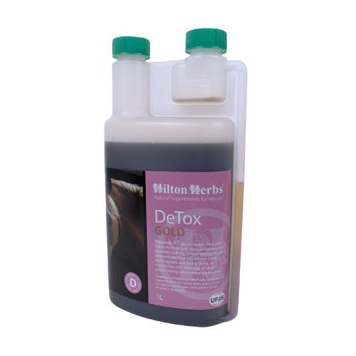 Hilton Herbs Detox for Horses - Liquide