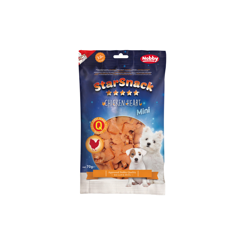 Nobby Starsnack Mini - Chicken Heart