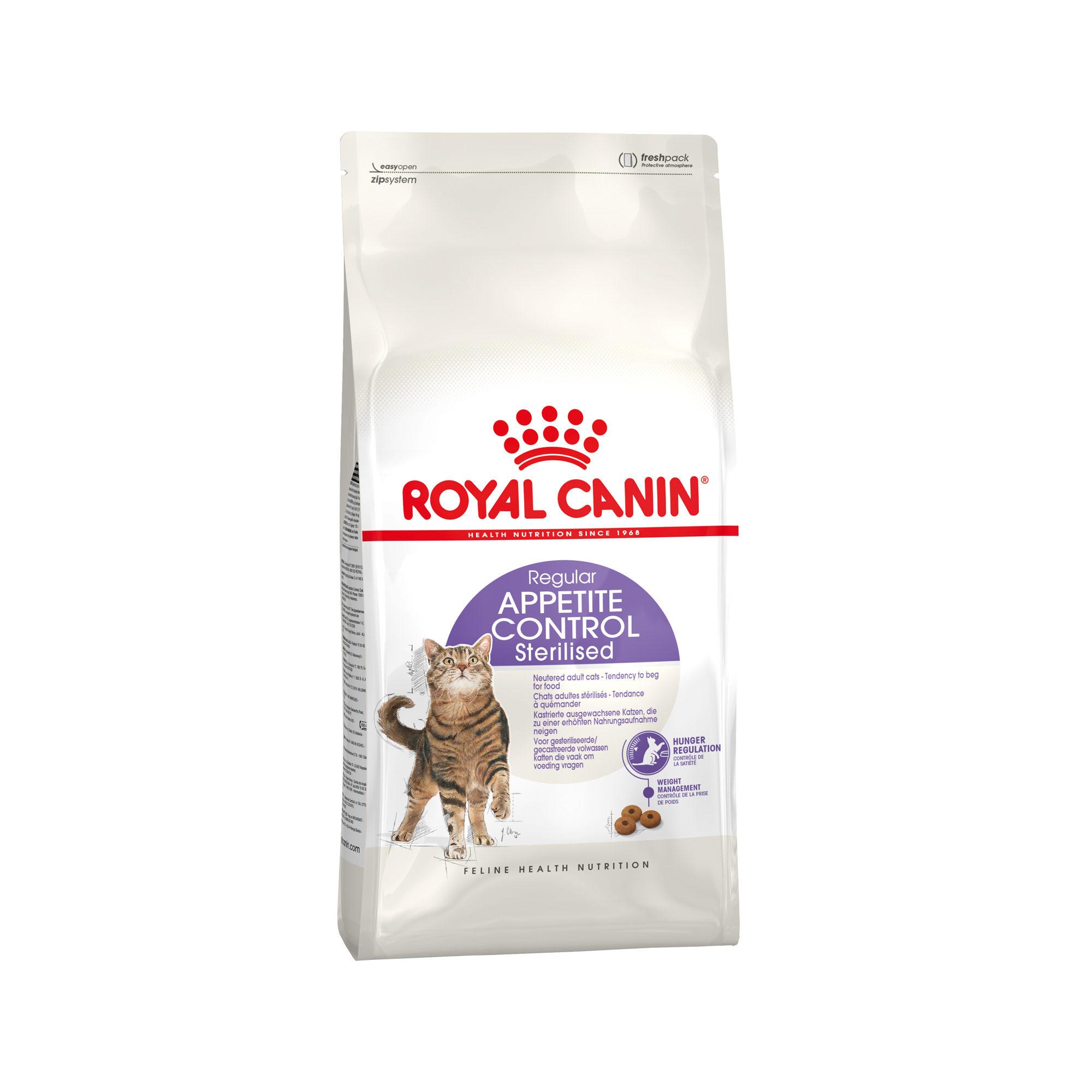 Royal Canin Appetite Control Sterilised - Alimentation pour Chats