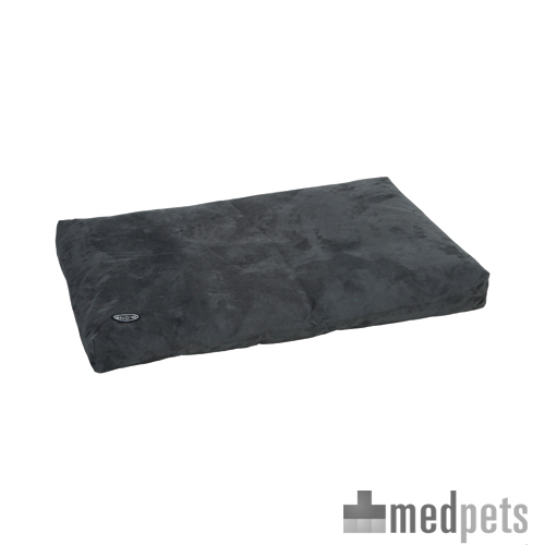 Buster Memory Foam Dog Bed - Gris