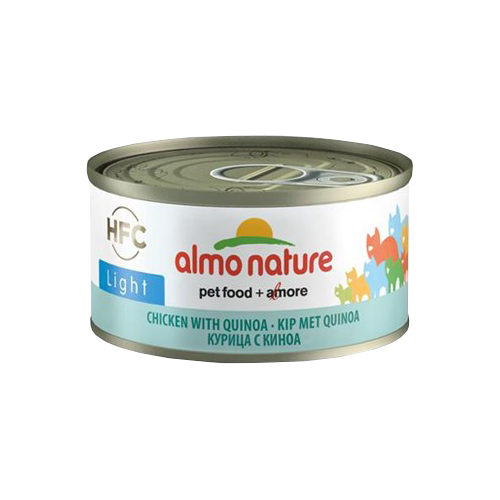 Almo Nature HFC 70 Light - Frischebeutel - Huhn & Quinoa