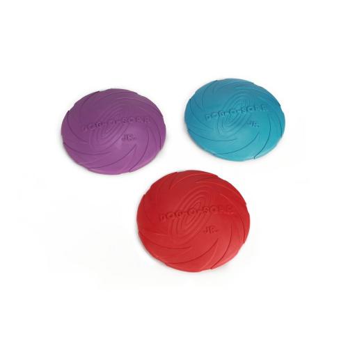 Beeztees Dog O Soar Gummi-Frisbee - 18 cm