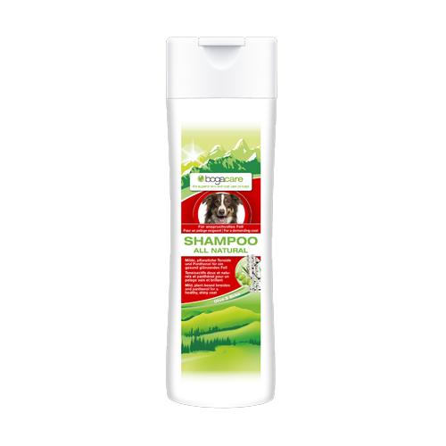 Bogacare Shampoo All Natural - Chien