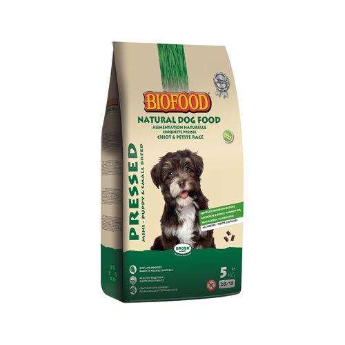 Biofood Gepresst Mini & Small Breed Puppy Hundefutter - 5 kg