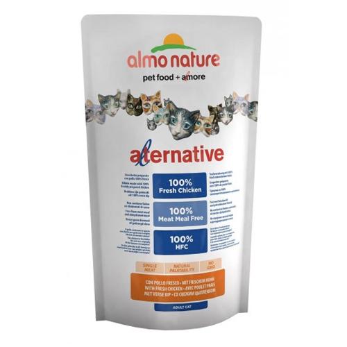 Almo Nature Alternative - Poulet et riz - Boîte