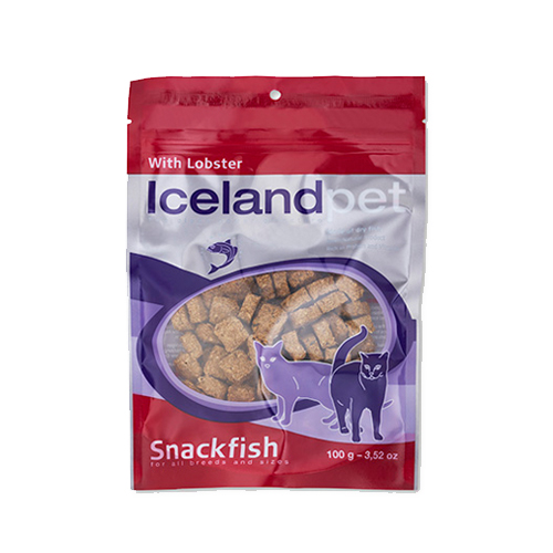 Iceland Pet Cat Treat - Lobster