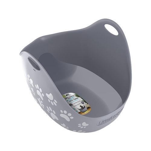 LitterLocker LitterBox - Gris