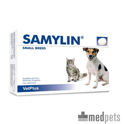 Vetplus Samylin - Comprimés - Chat / petit chien