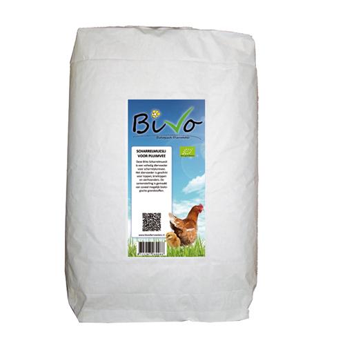 Bivo - Muesli biologique pour volaille - 15 kg