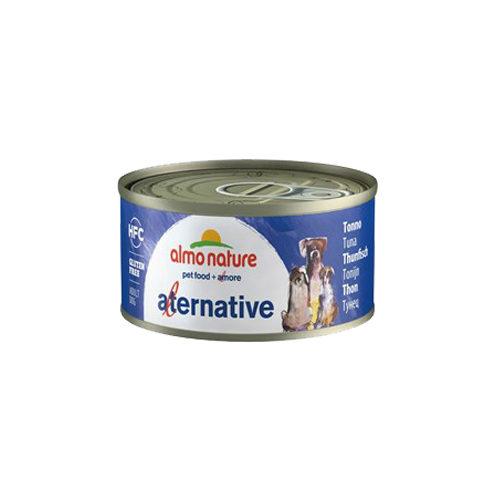 Almo Nature HFC 70 Alternative Hundefutter - Dosen - Thunfisch