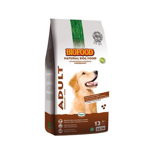 Biofood Adult Krokant Hundefutter - 12,5 kg