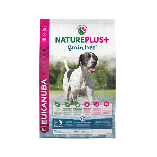 Eukanuba Nature Plus Grain Free Adult Hundefutter