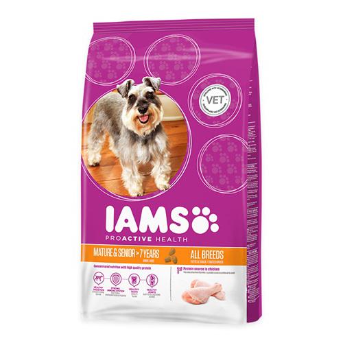 IAMS Mature & Senior Hundefutter