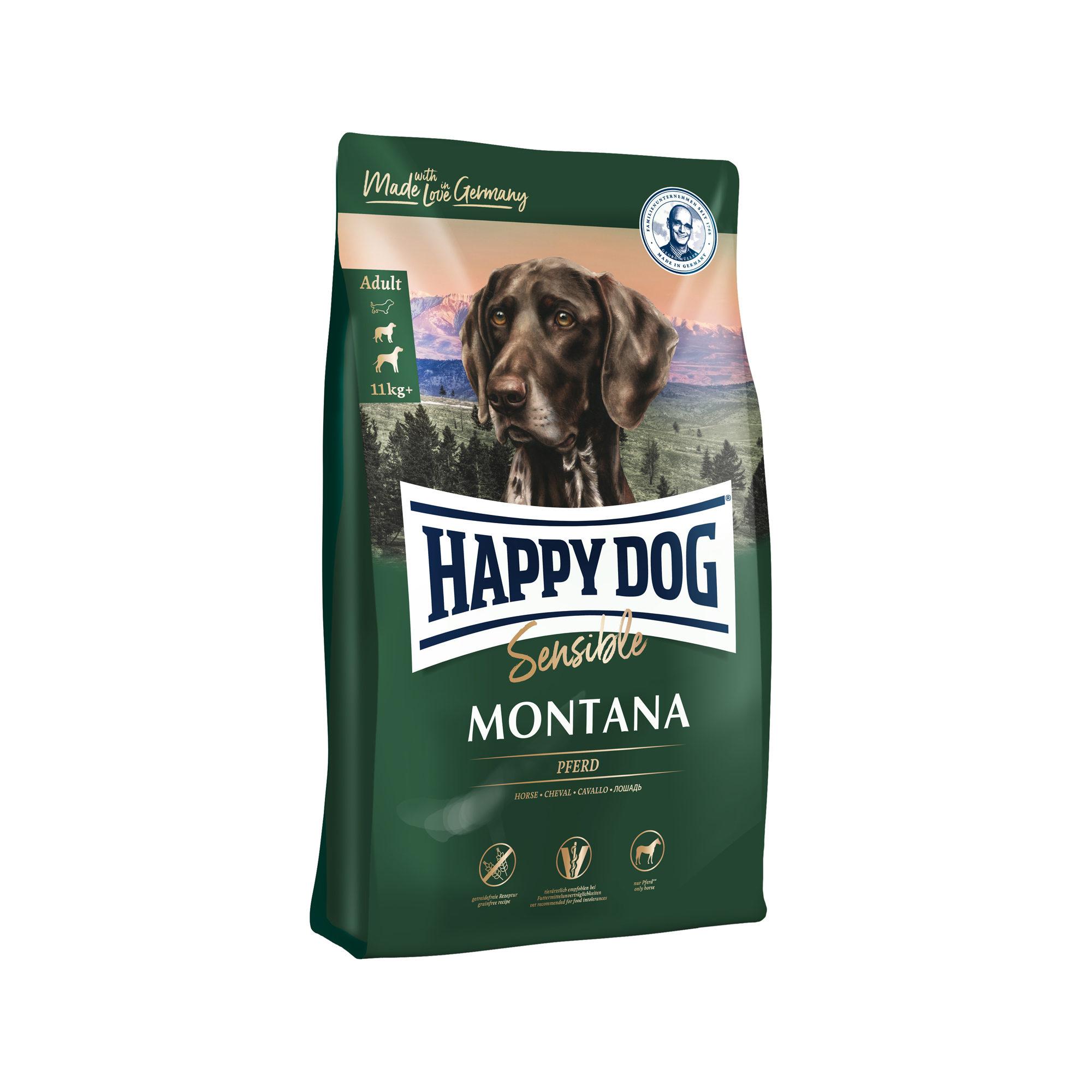 Happy Dog Supreme Sensible Montana Hundefutter