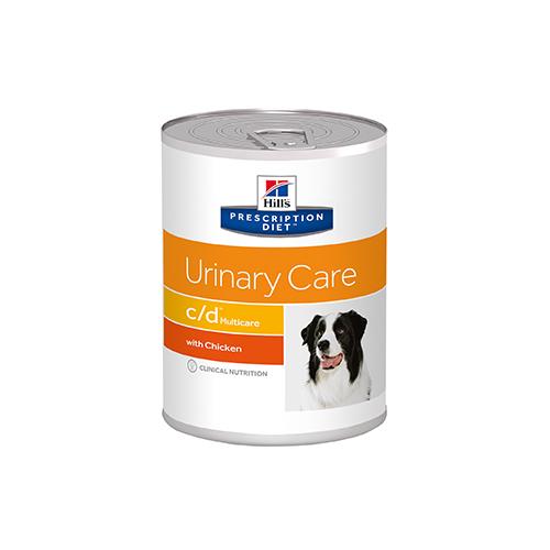 Hill's Prescription Diet c/d Urinary Care - Boîte