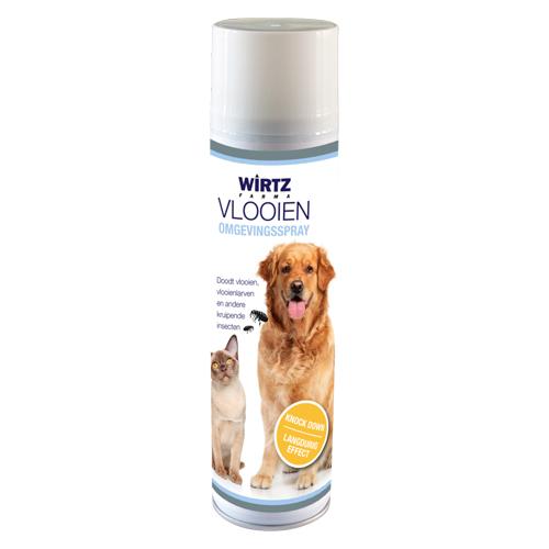 Wirtz Farma - Spray anti puce pour l'environnement