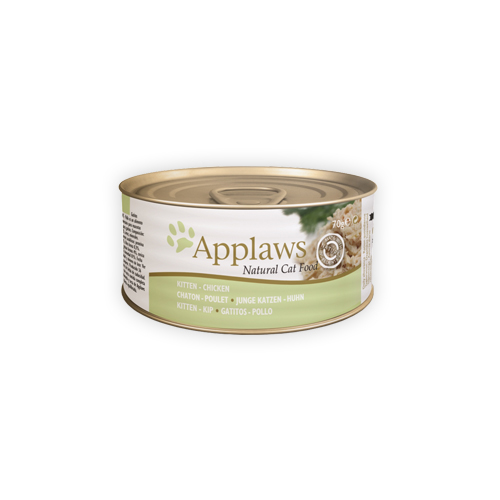 Applaws - Poulet - Boîte - 24 x 70 g