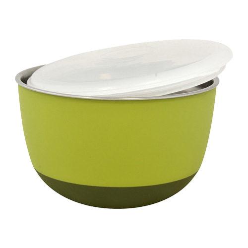 Duvo+ Balance Fressnapf mit Deckel - Grün