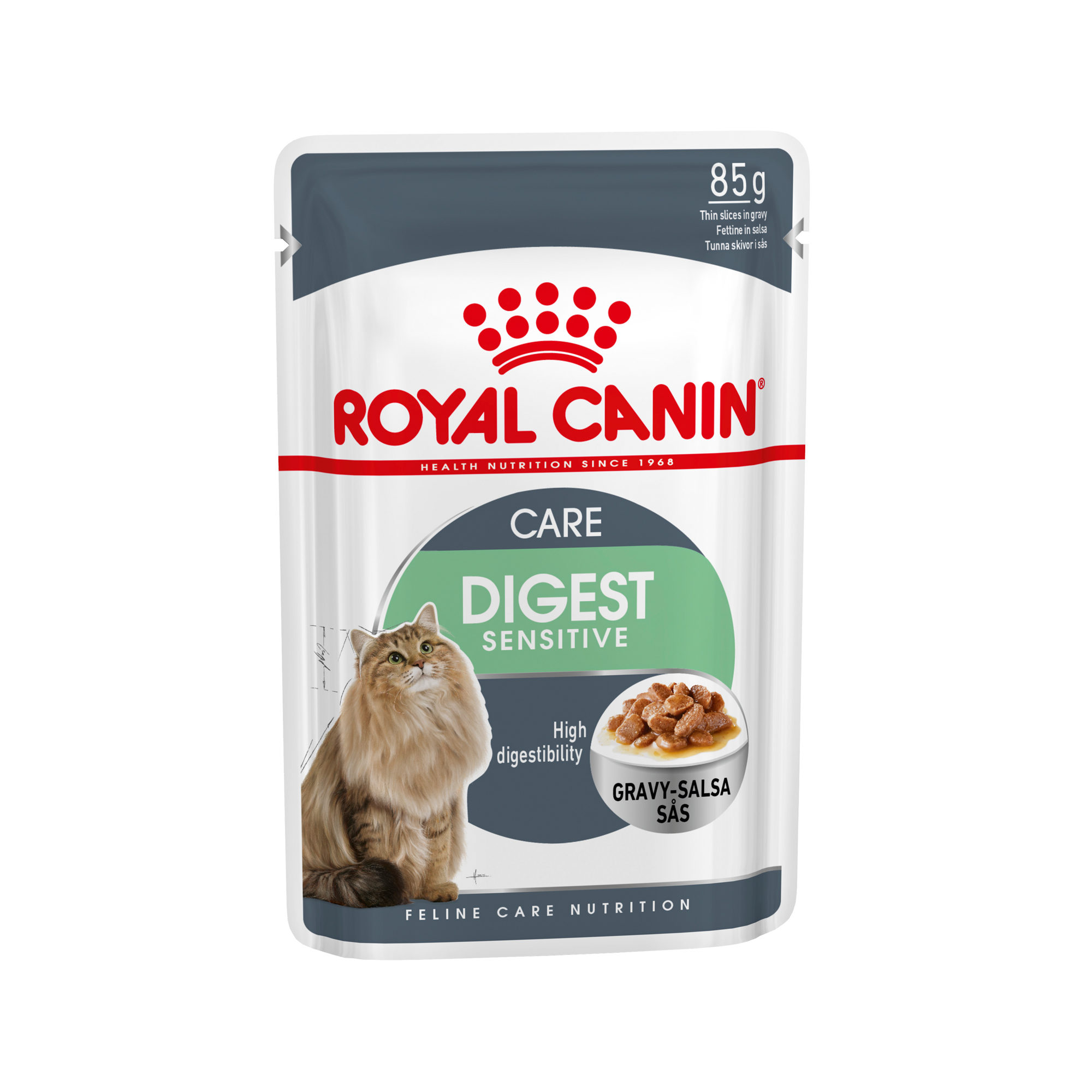 Royal Canin Digest Sensitive in Gravy Katzenfutter - Frischebeutel