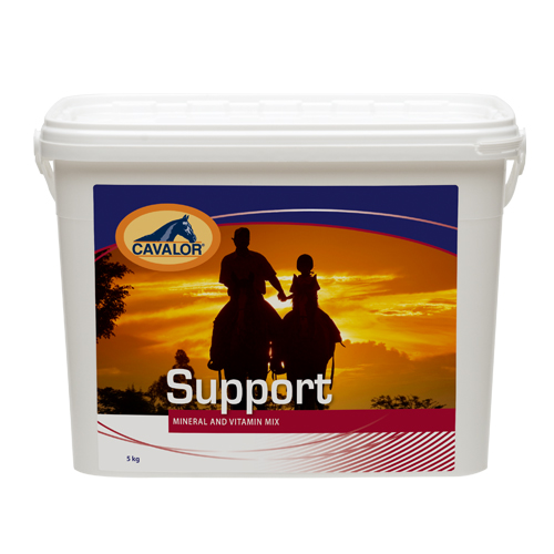 Cavalor Support
