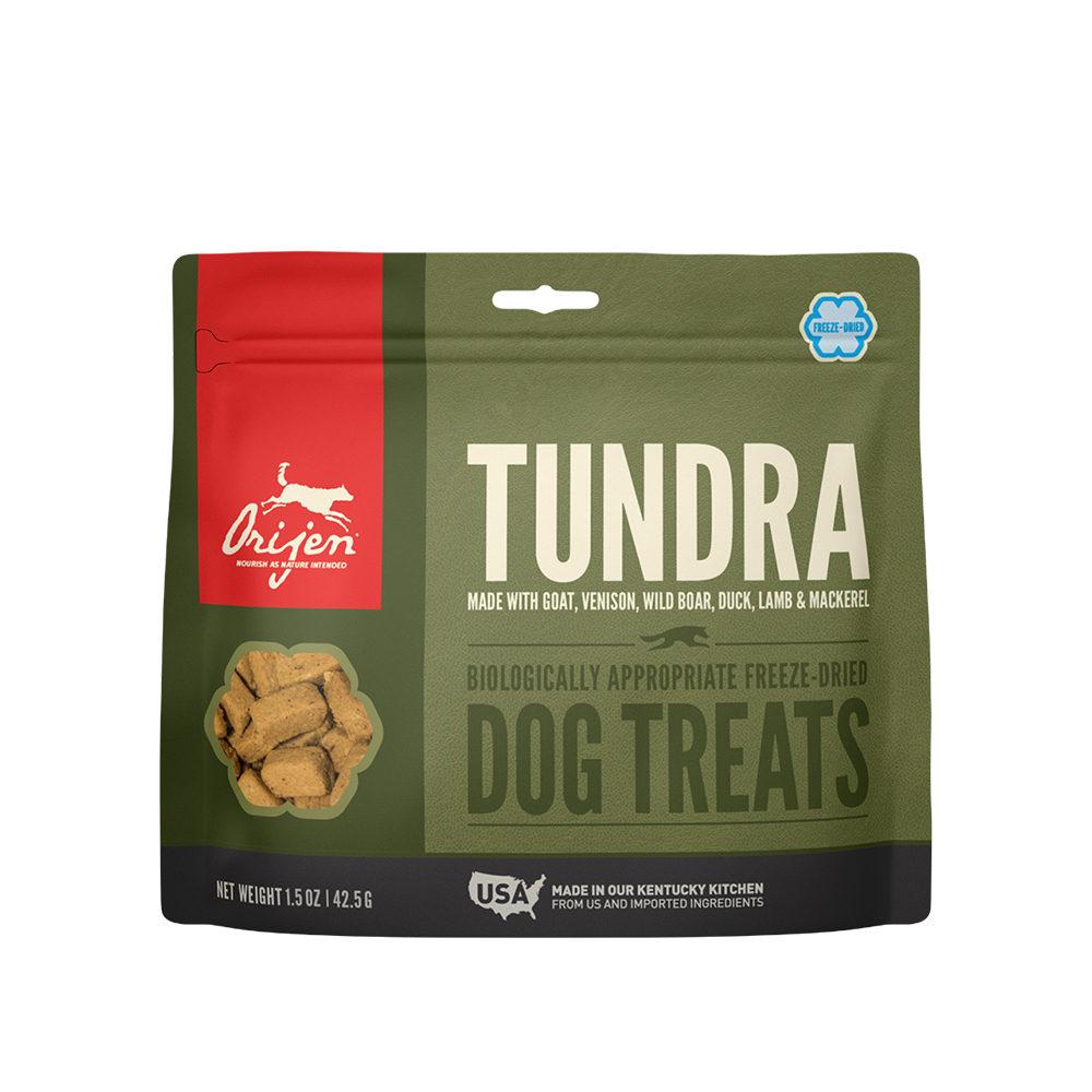 Orijen Dog Treat Freeze Dried - Tundra