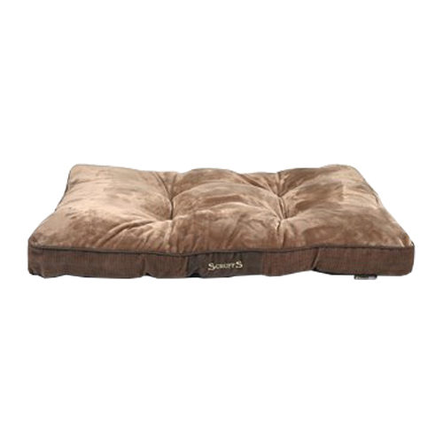 Scruffs Chester - Coussin pour chien - Chocolat