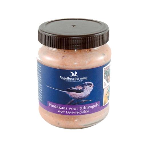Vogelbescherming - Beurre de cacahuète pour oiseau - Fruits sauvages