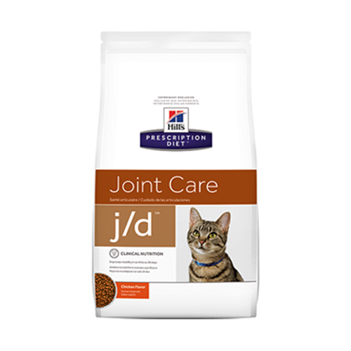 Hill's Prescription Diet j/d Joint Care - Chat