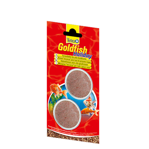 Tetra Goldfish Holiday