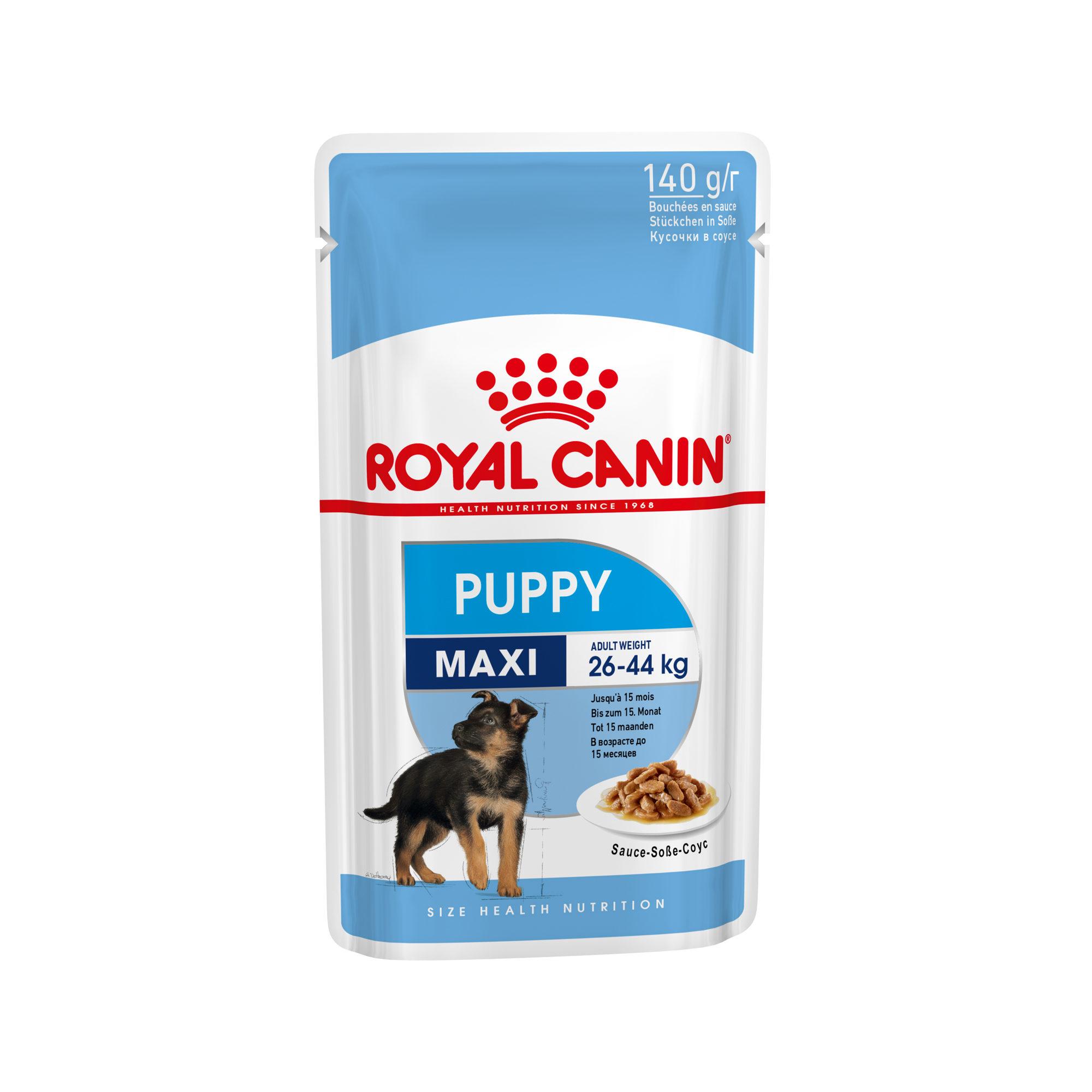 Royal Canin Maxi Puppy - Sachet