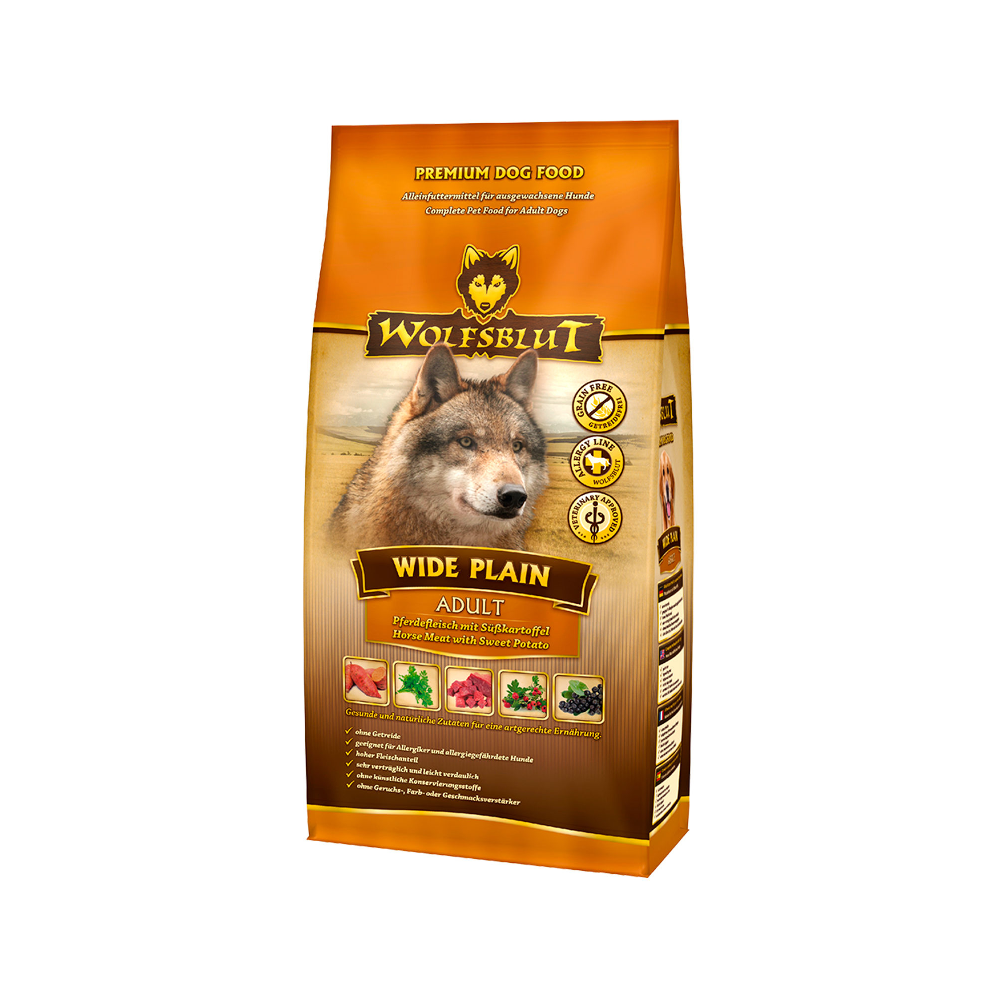 Wolfsblut Wide Plain Adult Hundefutter