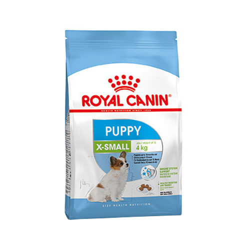 Royal Canin X-Small Puppy Hundefutter