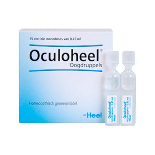 Heel Oculoheel - Gouttes pour les yeux