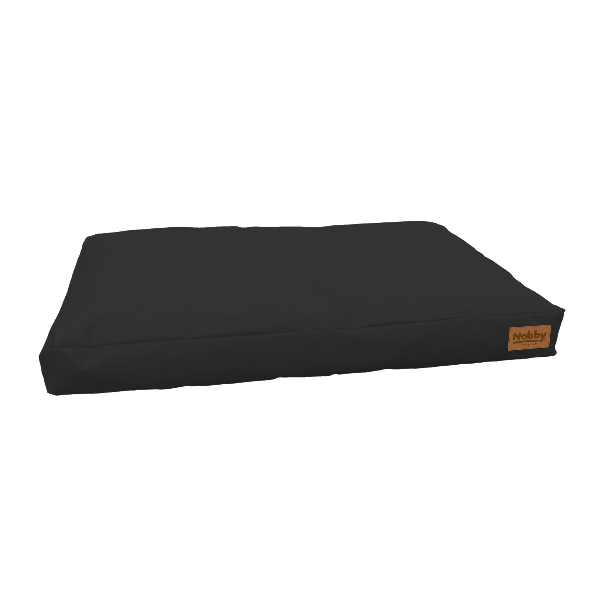 Nobby Design Box Kissen - Schwarz