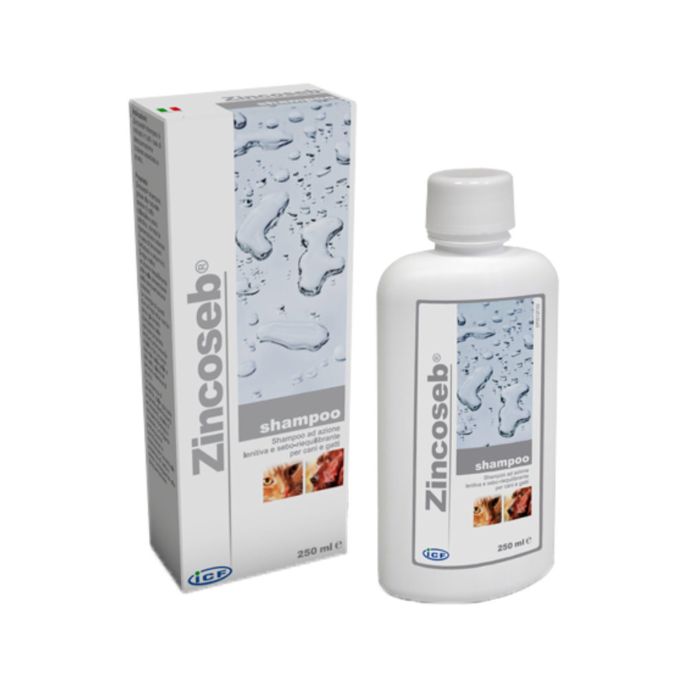 ICF Zincoseb Shampoo