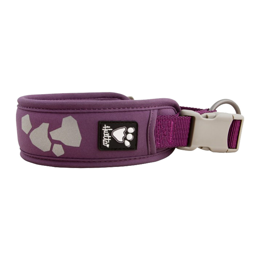 Hurtta Weekend Warrior Collar - Currant