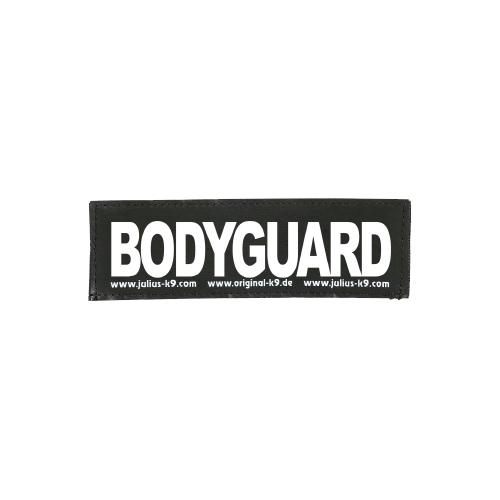 Julius K9 Labels - Petit format - Bodyguard