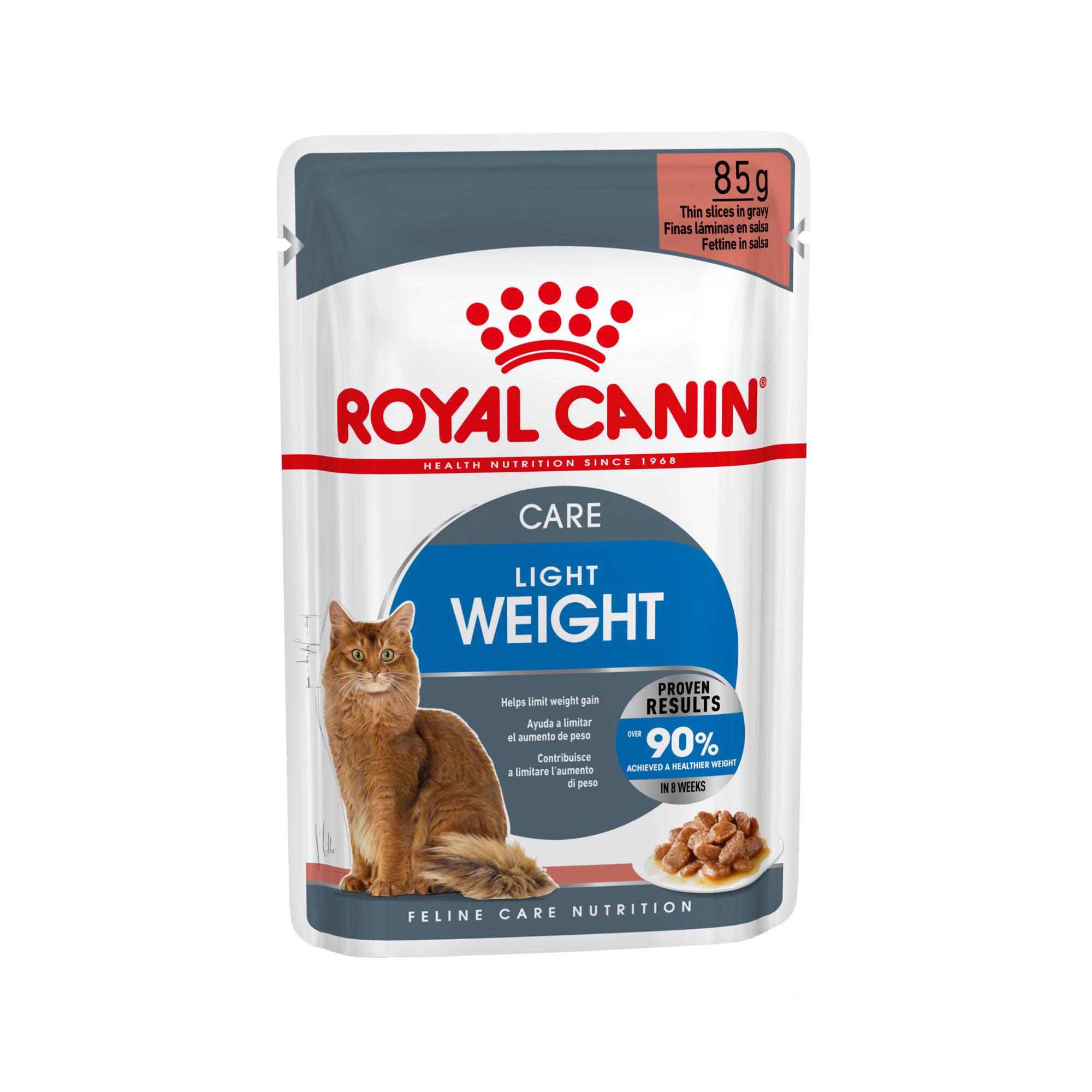 Royal Canin Ultra Light in Gravy - Sachet