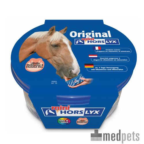 Horslyx Mini Leckmasse - Original
