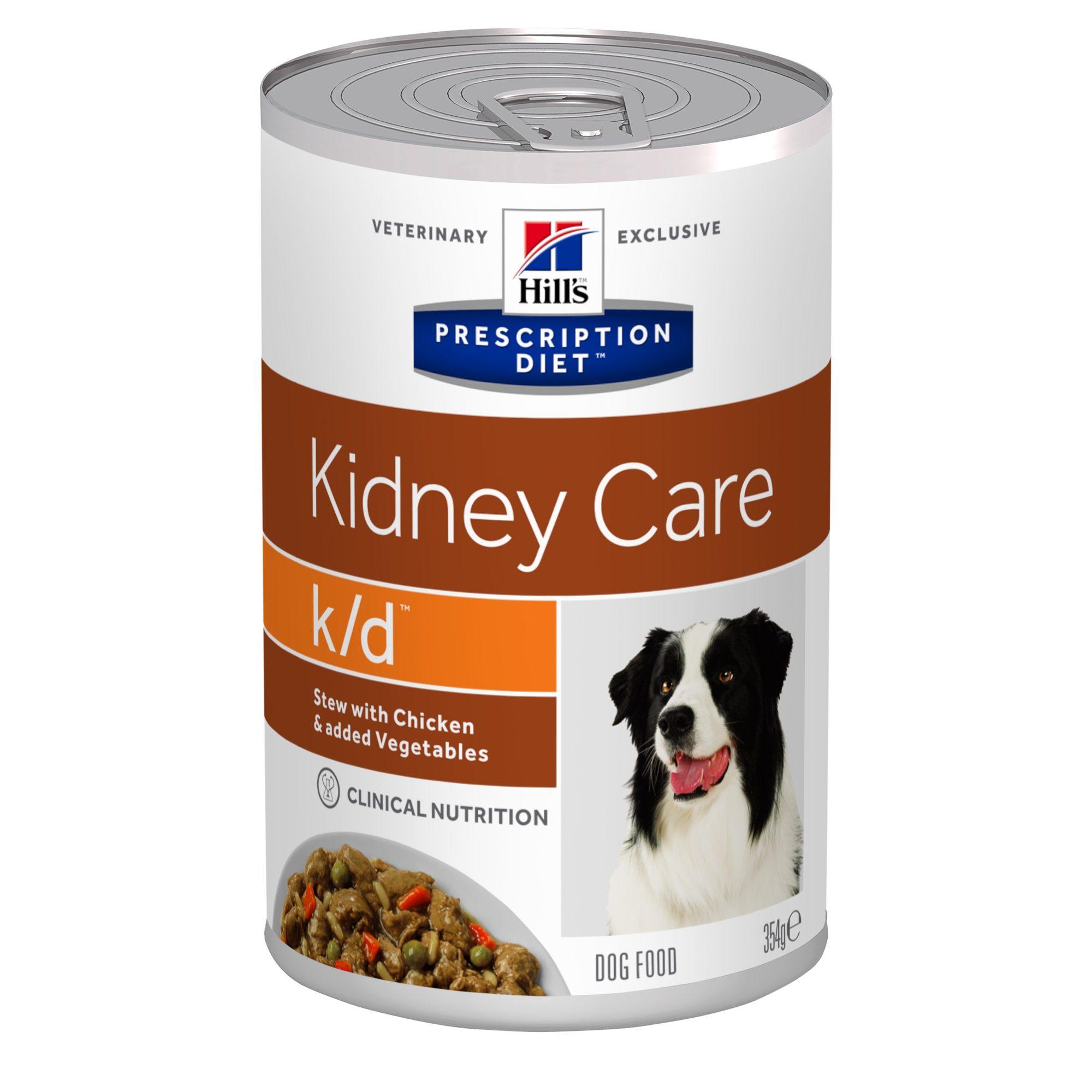 Hill's Prescription Diet k/d Kidney Care Ragout
