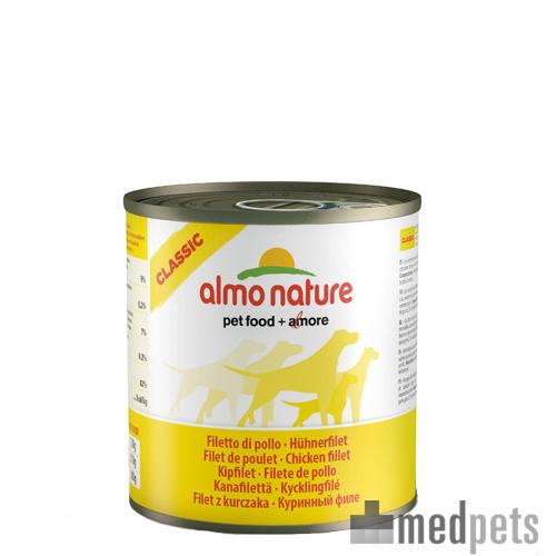 Almo Nature Classic Adult - Blanc de poulet - Boîte 12 x 280 g