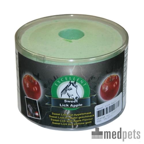 Excellent Sweet Lick Nachfüllpackung - Apfel