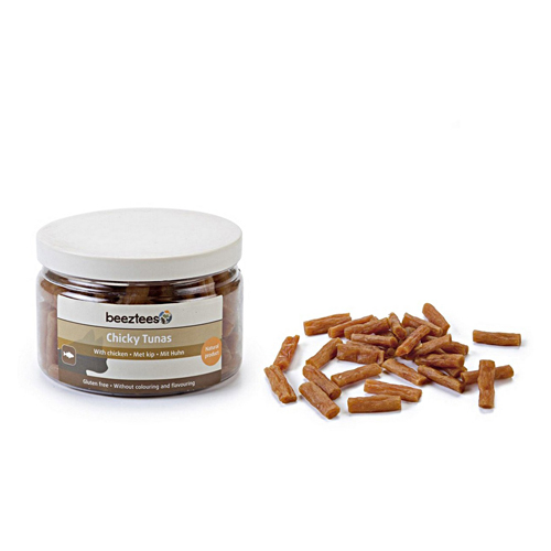 Beeztees - Friandises pour chat - Chicky Tunas