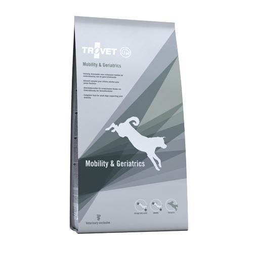 TROVET Mobility & Geriatrics MGD Hundefutter