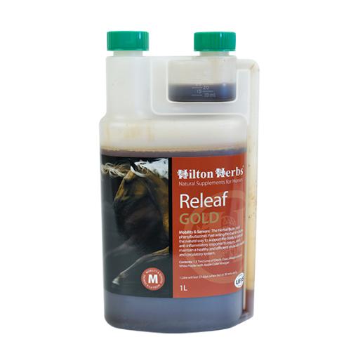 Hilton Herbs Releaf Gold for Horses