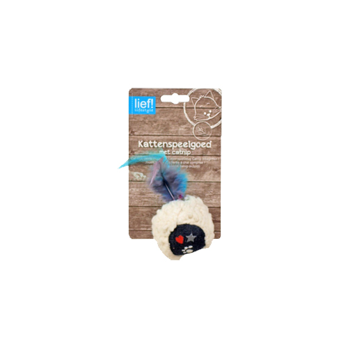lief! - Jouet pour chat - Crinkle Ball - Unisex