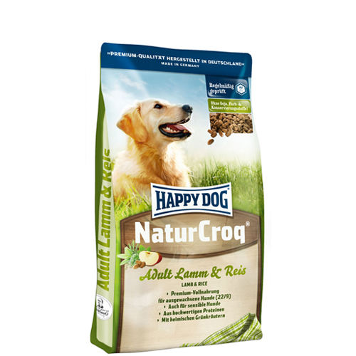 Happy Dog NaturCroq - Agneau et riz