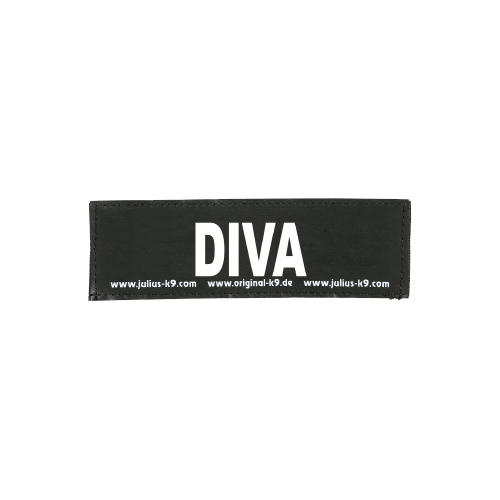 Julius K9 Labels - Grand format - Diva
