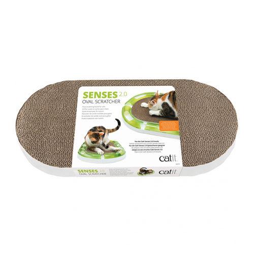 Catit Senses 2.0 Oval Scratcher